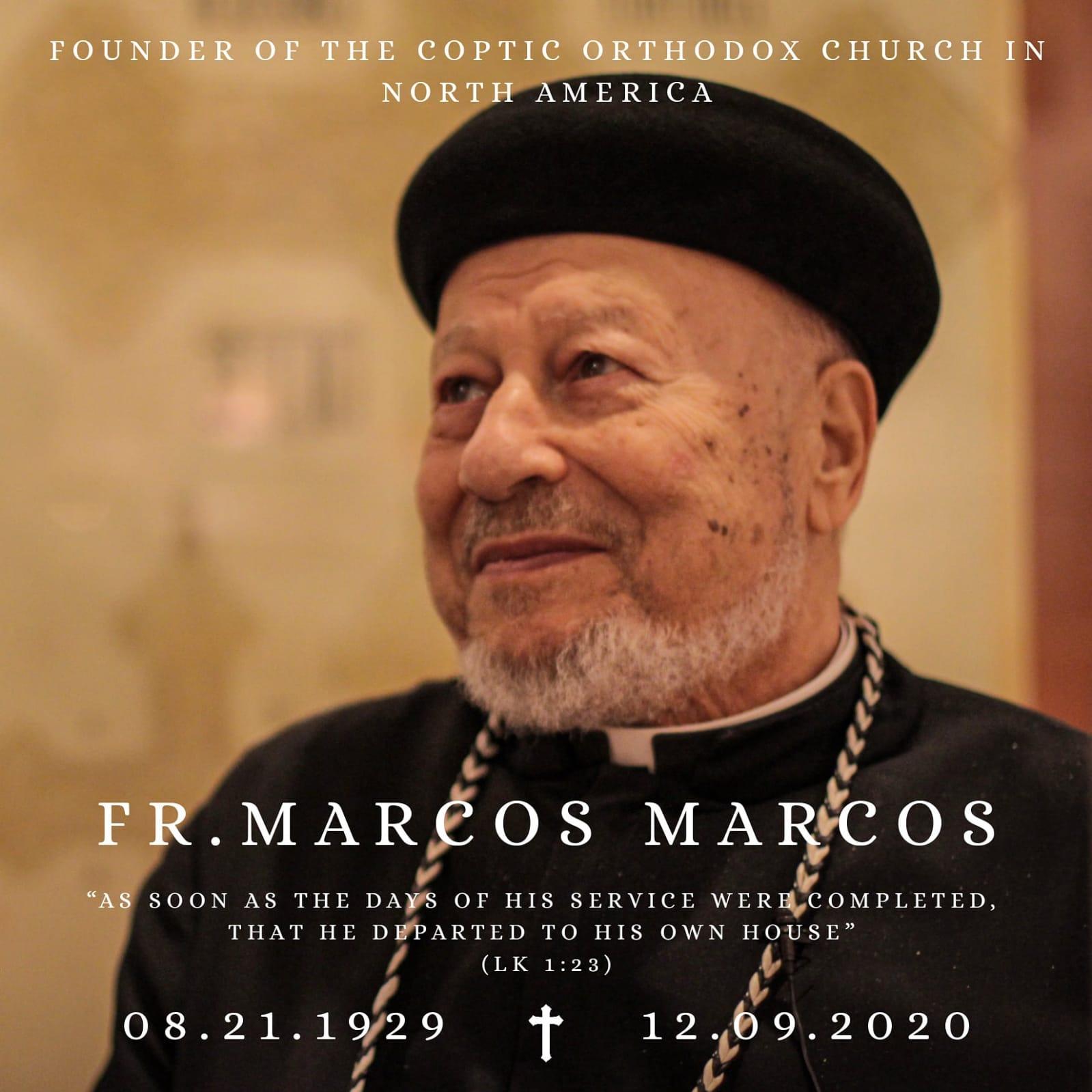 Fr Marcos Marcos
