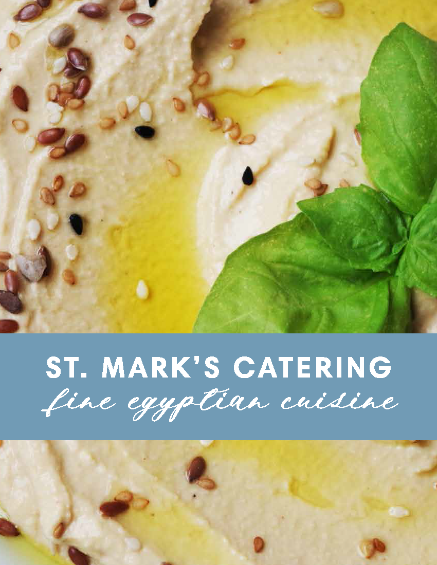 St. Mark's Catering